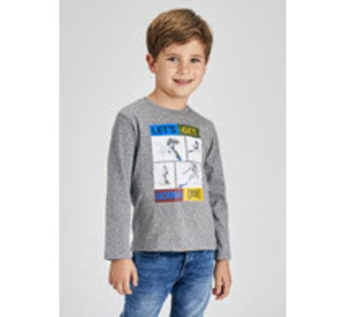 Mayoral 4078 Ski l/s t-shirt