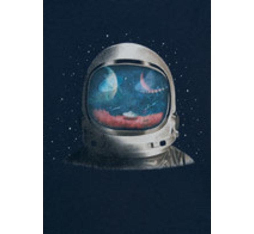 4089 L/s sequins t-shirt