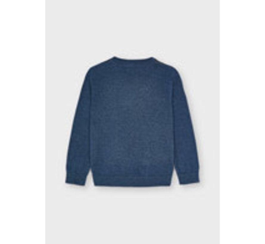 4362 Patchwork sweater