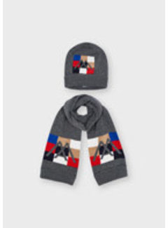 Mayoral 10152 Hat and scarf set