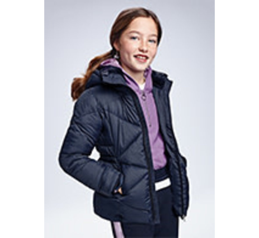 416 Basic school jacket