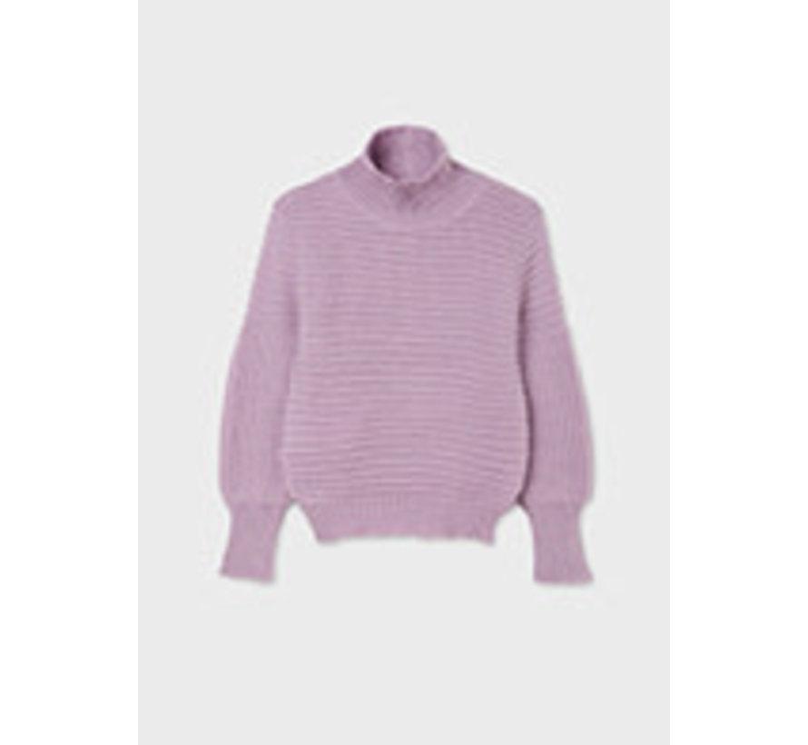 7350 Perkins collar sweater