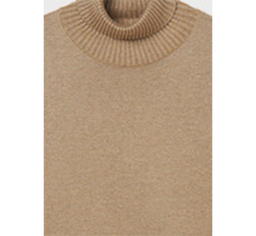 345 Basic knitting turtleneck