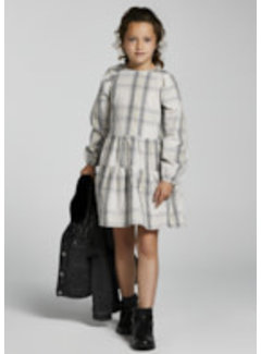 Mayoral 7914 Plaid dress