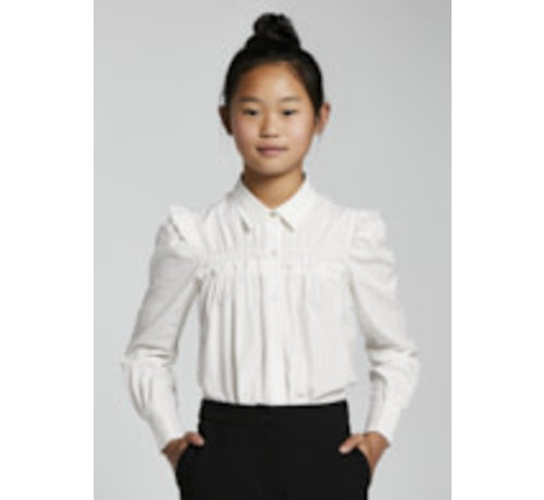 Mayoral 7158 Striped blouse
