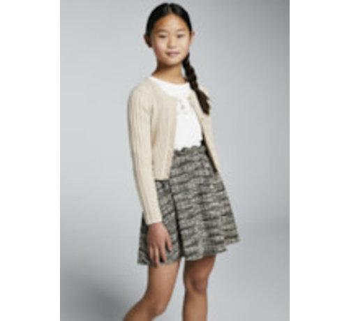Mayoral 7901 Tweed skirt