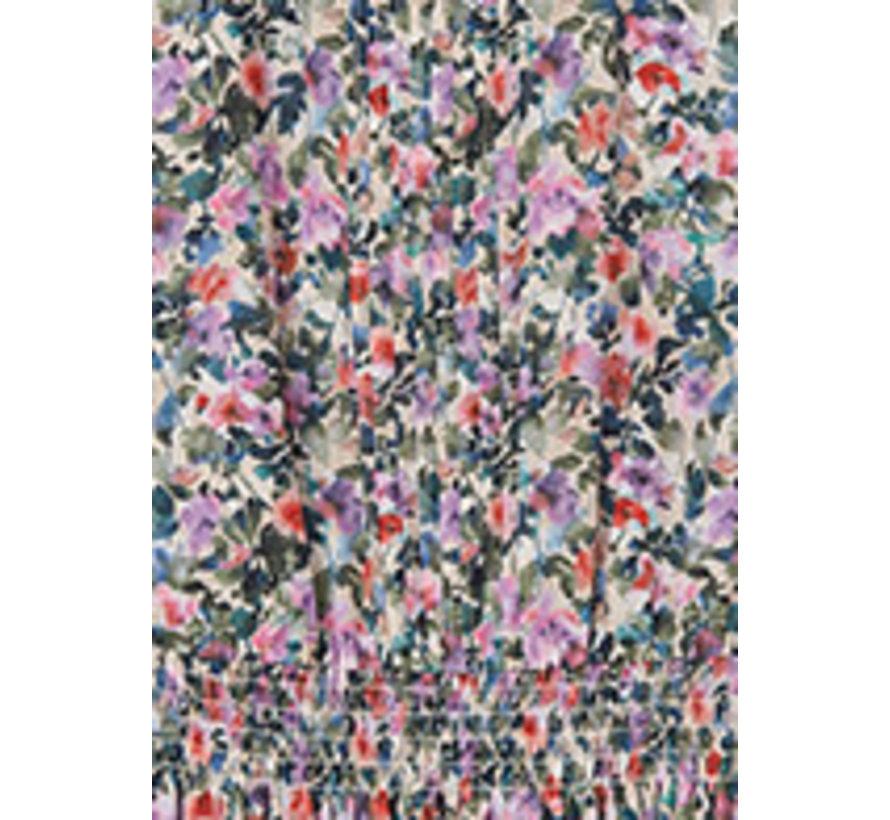 7913 Flowers dress