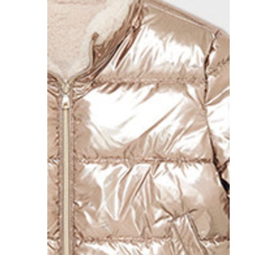 7441 Reversible sheerling coat