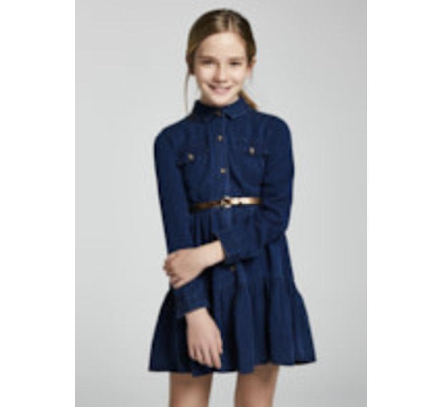 7917 Jean dress