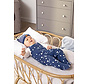 2676 Jacquard onesie with hat