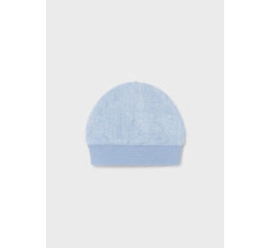 2510 Fleece leg warmer with hat set