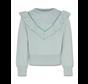 221-1203 ruffle sweater