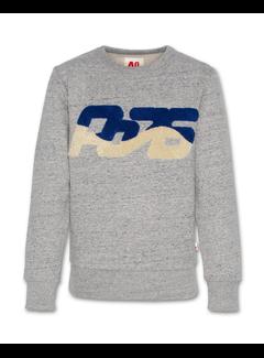 Ao76 221-2200-10 sweater c-neck wave