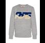 221-2200-10 sweater c-neck wave