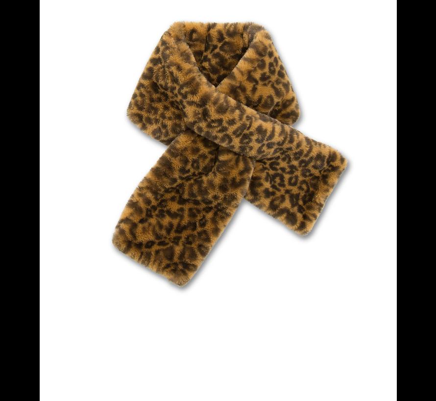 221-1960 sjaal bont
