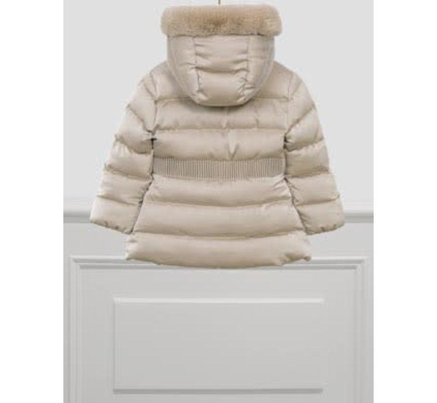 5849 Satin coat