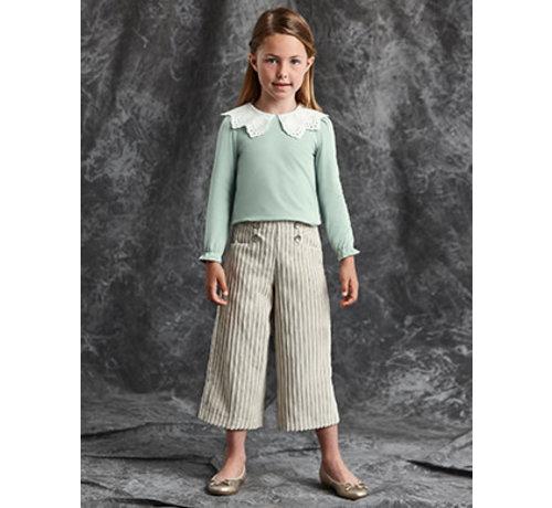 Abel & Lula 5720 Corduroy culotte trouser