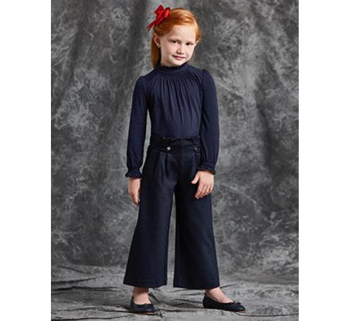 Abel & Lula 5726 Milano knit long trouser