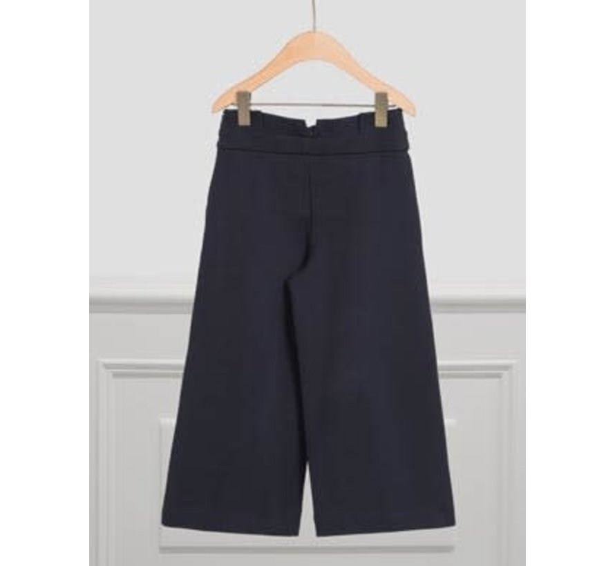 5726 Milano knit long trouser