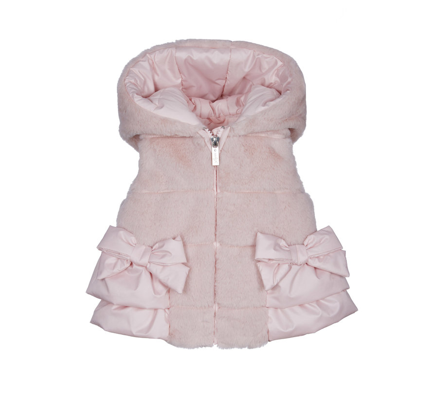 E1292 sleeveless jacket