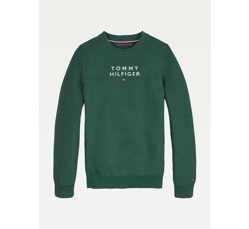 Tommy Hilfiger KB 06932 TH logo sweater