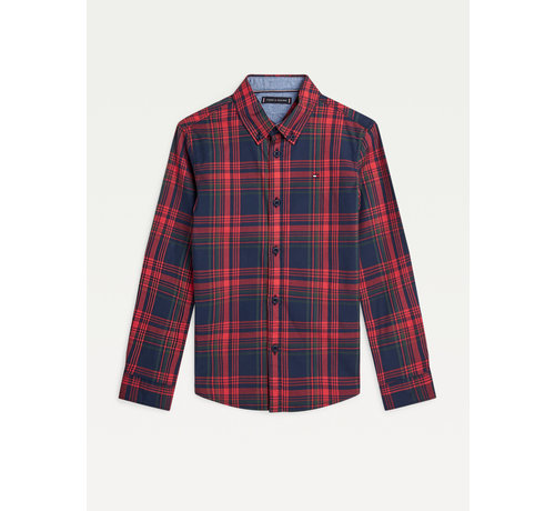 Tommy Hilfiger KB 06946 Classic check shirt