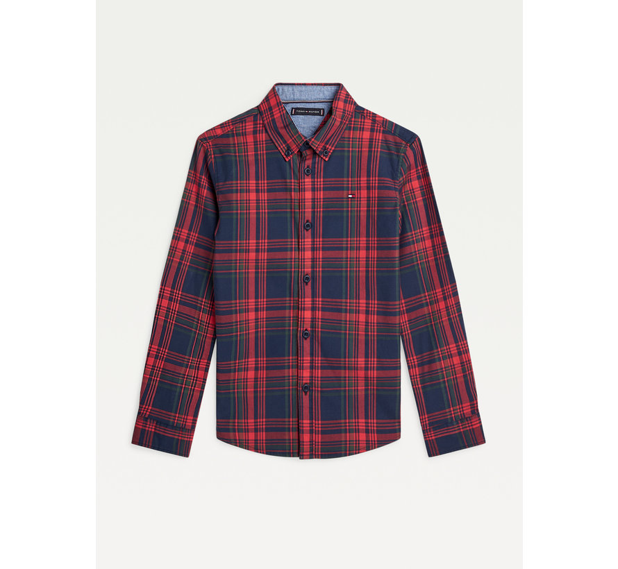 KB 06946 Classic check shirt