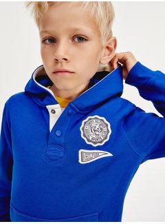 Tommy hilfiger pre KB06354 applique hooded sweatshirt