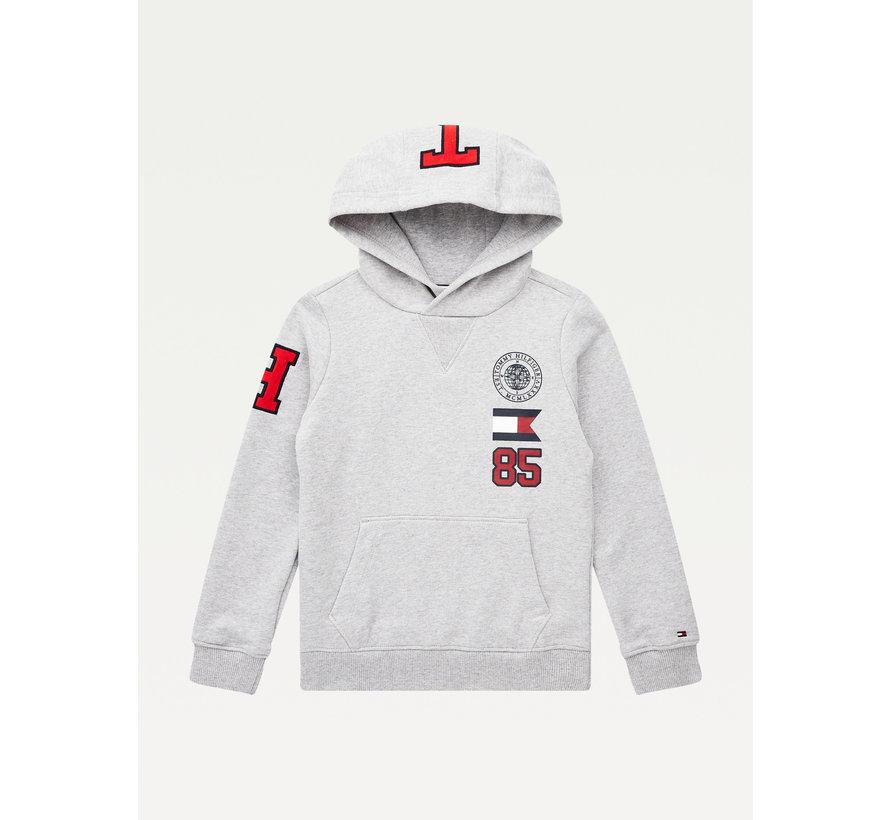 KB06699 fun badge hoodie