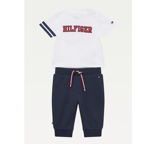 Tommy hilfiger pre KN01263 baby sweatpant giftbox