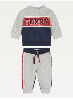 Tommy hilfiger pre KN01277 baby colorblock set