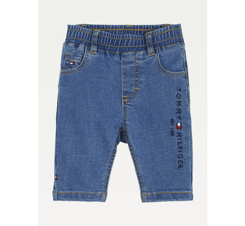 Tommy hilfiger pre KN01347 baby denim pants