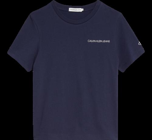 Calvin Klein pré IB00456 chest logo top