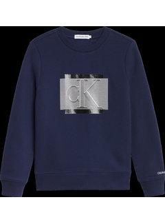 Calvin Klein pré IB00907 lined sweatshirt