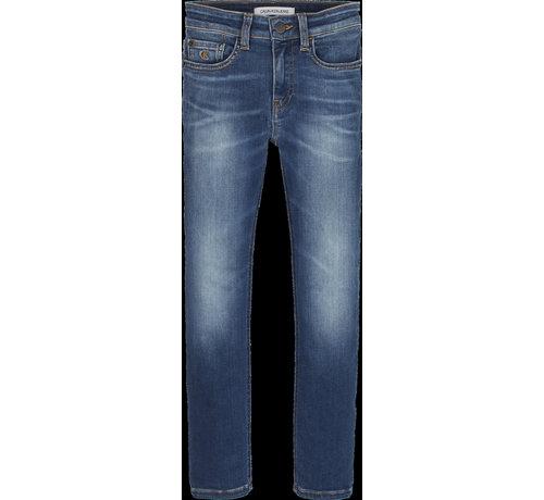 Calvin Klein pré IB01040 slim green blue jeans