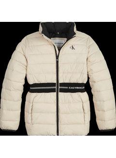 Calvin Klein pré IG01020 intarsia jacket