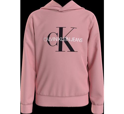Calvin Klein pré IU00073 monogram hoodie