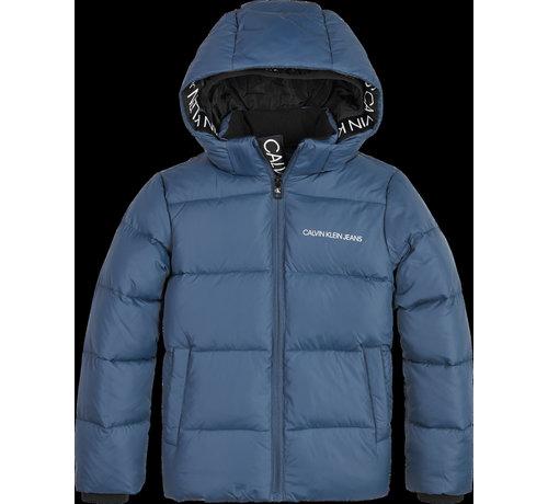 Calvin Klein IB00937Tape Puffer Jacket