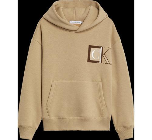 Calvin Klein IB00989Monogram Hoodie