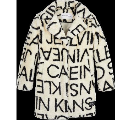 Calvin Klein IG01169Logo Coat