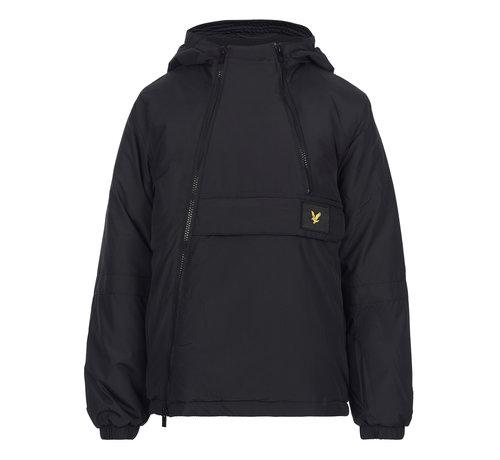 Lyle & Scott LSC1060 dual zip ripstop hooded jacket