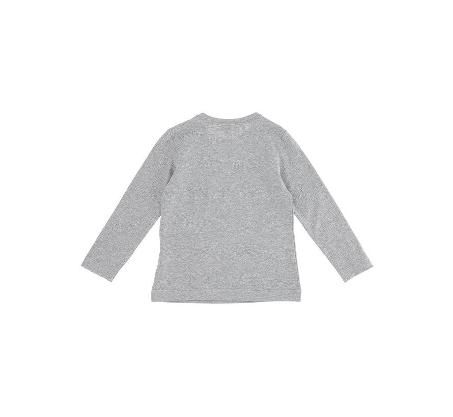 118610SI-8201 T-shirt con corsetto