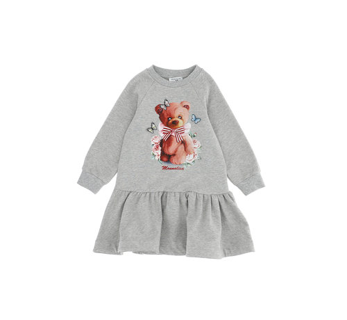 Monnalisa 198906SI-8018 Abito con bear