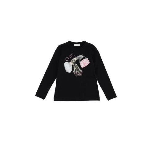 Monnalisa 718608B1 T-shirt stampa