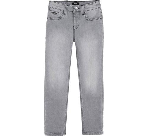 BOSS J24730 broek jeans
