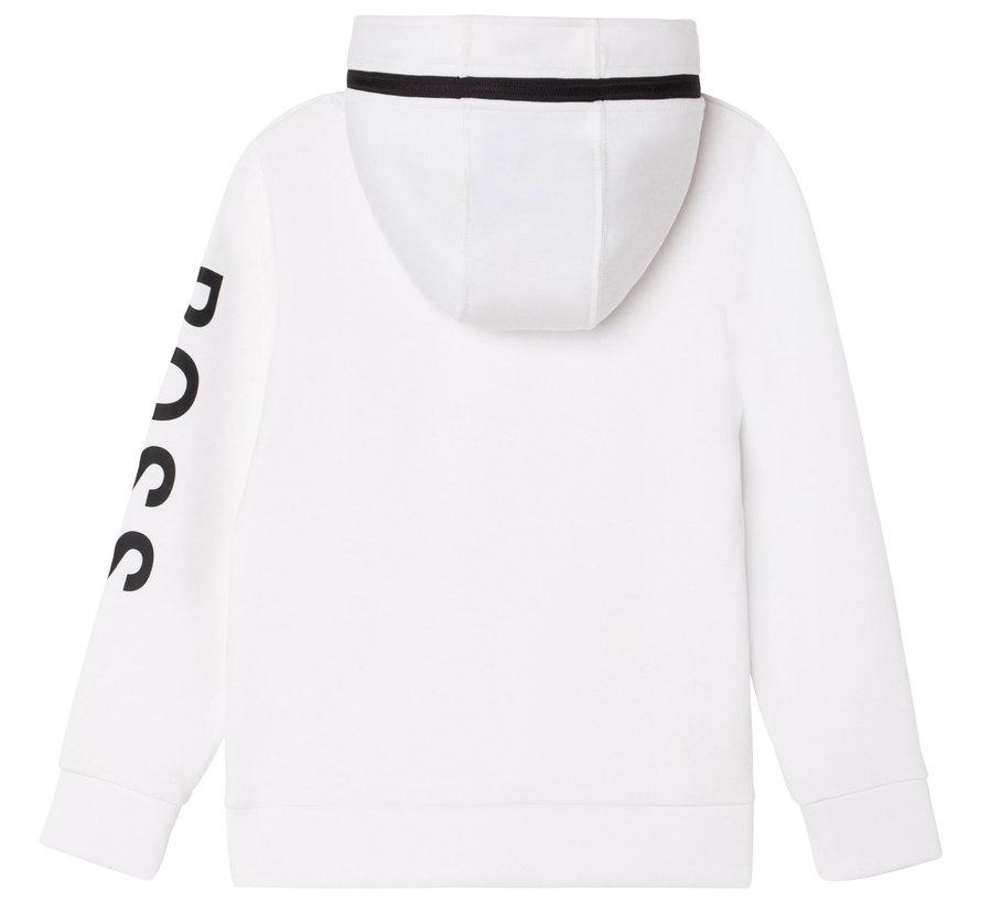 J25N00 Sweater met kap