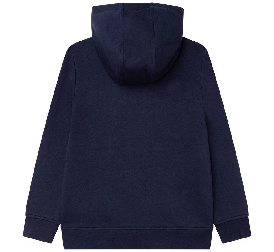 J25L97 Sweater met kap