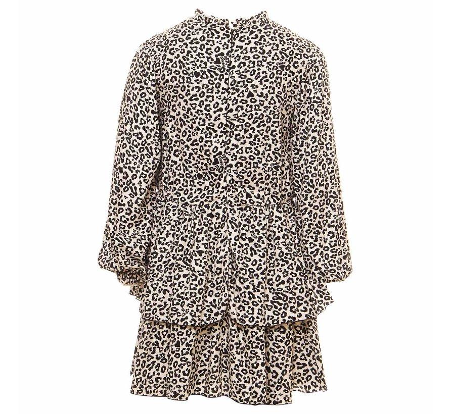 028336 Viscose dress girl