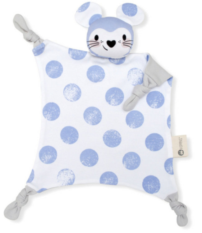 Kippins Kippin comfort cloth Luna mouse