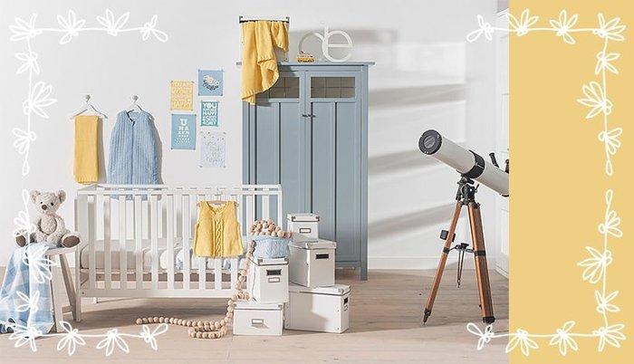 Inspiratie en trends babykamer